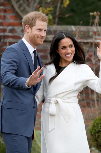 Фото №8 - Пригласительные на свадьбу Гарри и Меган: чем они отличаются от приглашений Уильяма и Кейт
