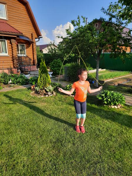 Фото №8 - Зарядка для малышей: 5 упражнений, которые нужно делать каждый день