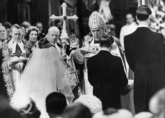 Фото №24 - Королевская свадьба #2: как выходила замуж «запасная» принцесса Маргарет