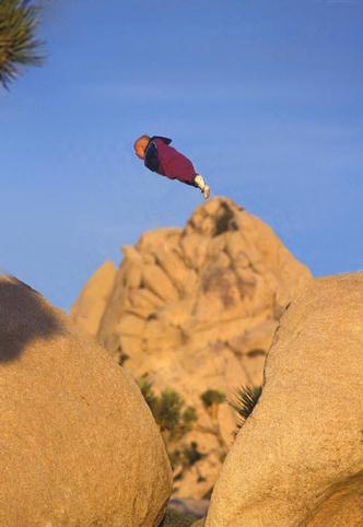 Фото №2 - История одной фотографии: «Летящий ребенок», Калифорния, 1995 год