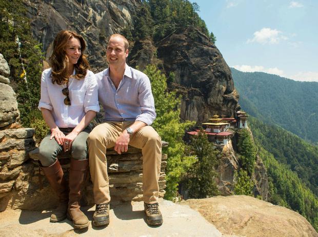 Фото №34 - Кейт Миддлтон и принц Уильям: история в фотографиях