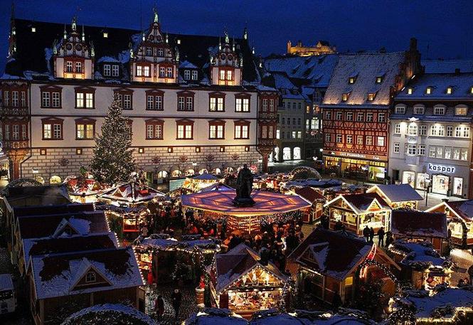 Фото №5 - Рождество в Европе: неизведанные праздничные маршруты