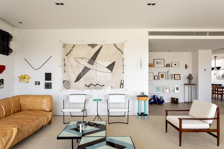 Фото №4 - Светлая квартира для коллекционера в Сан-Паулу
