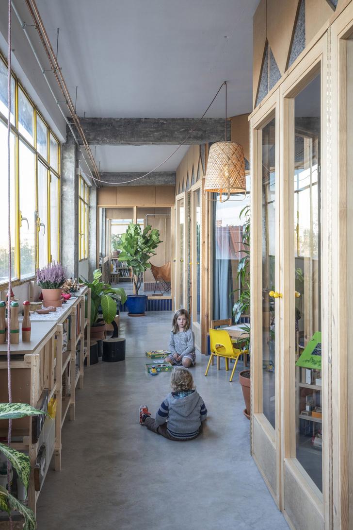 Фото №8 - Квартира в старой мастерской в Испании