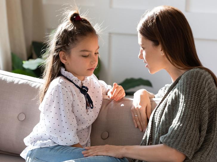 Фото №5 - 6 фраз, которые родители не должны говорить дочерям