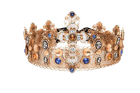 Корона, Dolce & Gabbana