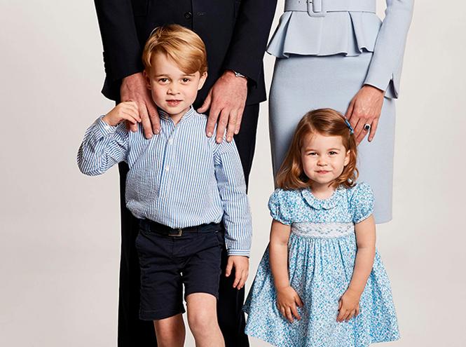 Фото №2 - Когда принцесса Шарлотта пойдет в школу