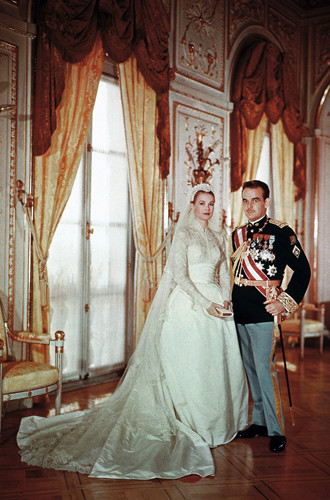 Фото №22 - 8 неожиданных фактов о свадьбе Грейс Келли и князя Ренье