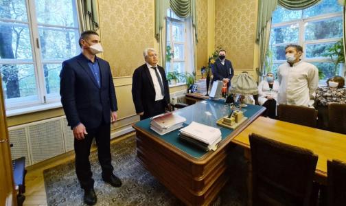 Фото №1 - В психиатрической больнице святого Николая Чудотворца новый главный врач