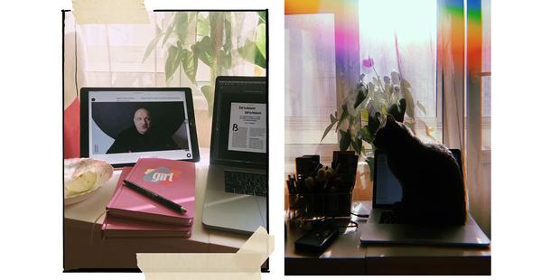 Фото №7 - Как обустроить рабочее место дома: советует редакция ELLE Girl
