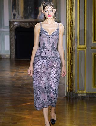 Фото №10 - Неделя Высокой моды в Париже: Ulyana Sergeenko Couture F2015