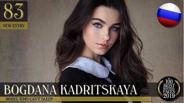 Фото №18 - Международный рейтинг: 100 самых красивых женских лиц 2019 года