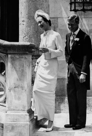 Фото №4 - Выбор невесты: секрет свадебного платья Уоллис Симпсон