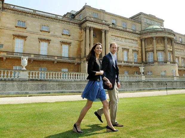 Фото №22 - Кейт Миддлтон и принц Уильям: история в фотографиях