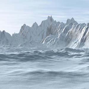 Фото №1 - Антарктида тает со страшной скоростью