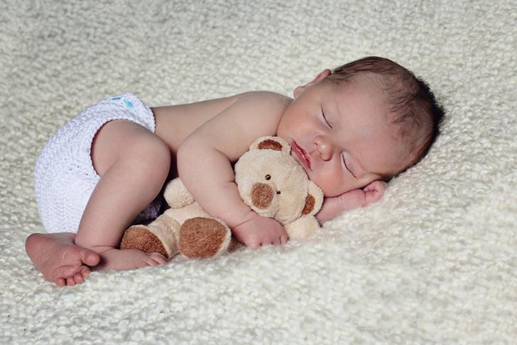 Фото №1 - 25 способов успокоить плачущего малыша