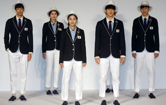 Фото №20 - От Лубутена до H&M: самая обсуждаемая форма олимпийцев-2016