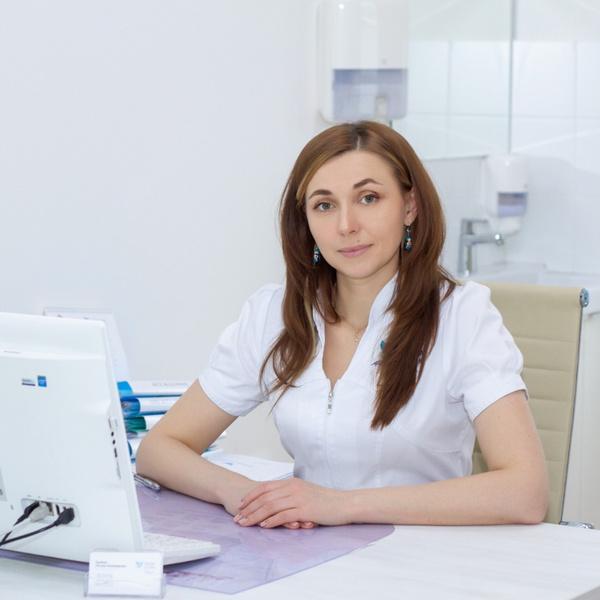 Татьяна Владимировна Трубина, врач акушер-гинеколог сети центров репродукции и генетики Нова Клиник