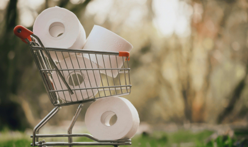 Фото №1 - Роскачество обнаружило энтеробактерии в туалетной бумаге