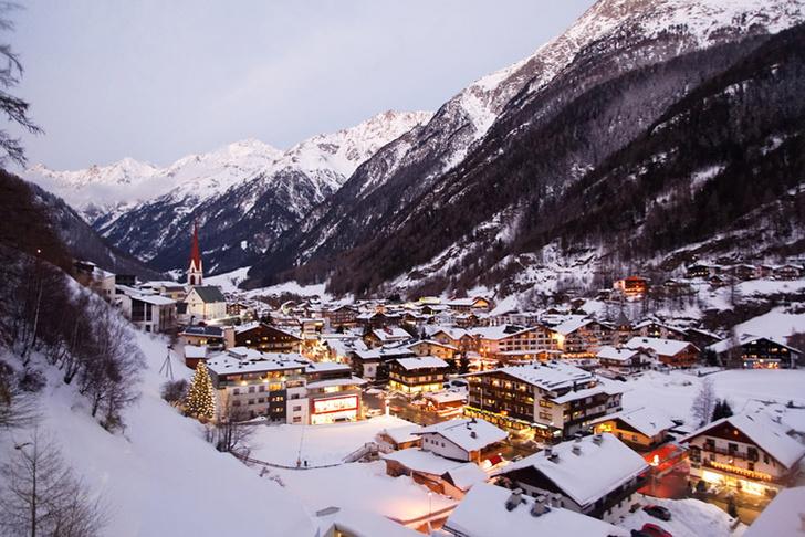 Фото №1 - Самые бюджетные горнолыжные курорты