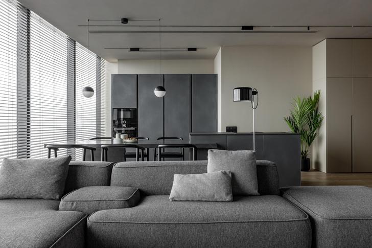 Фото №3 - Апартаменты в аренду со стеклянной спальней