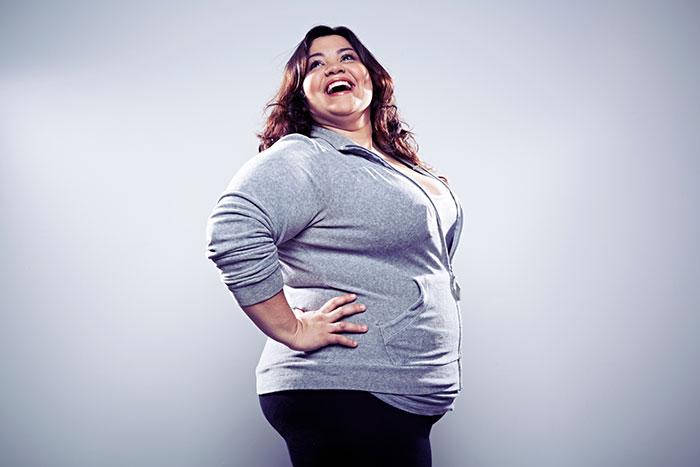Тип отложения жира у женщин
