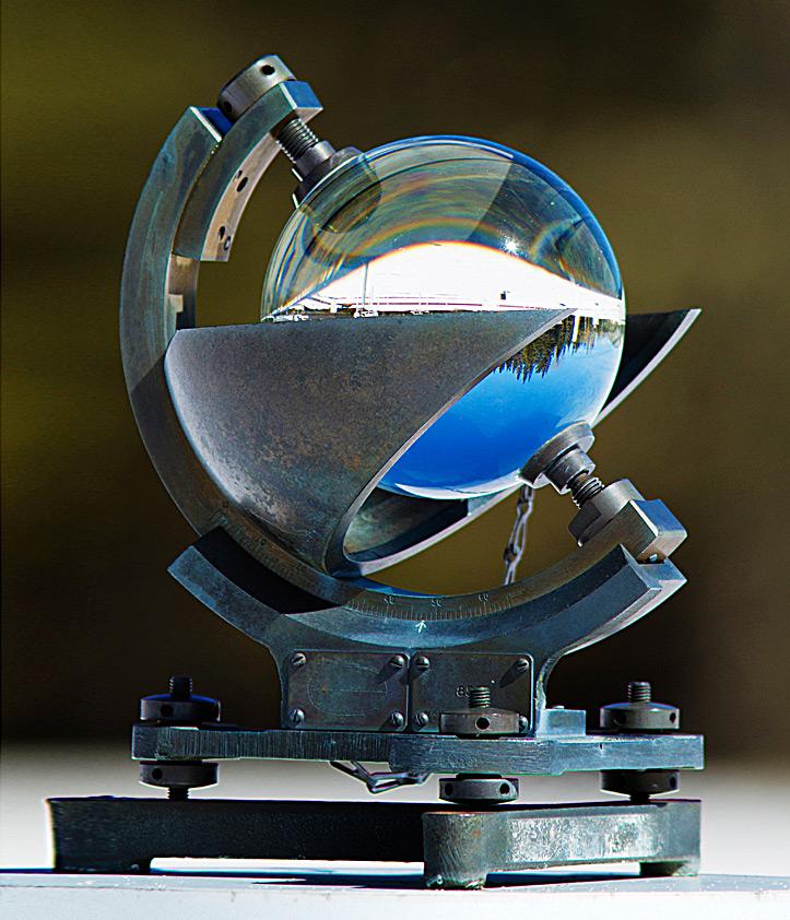 Alamy / Legion-MediaГелиограф— прибор для учета солнечного сияния