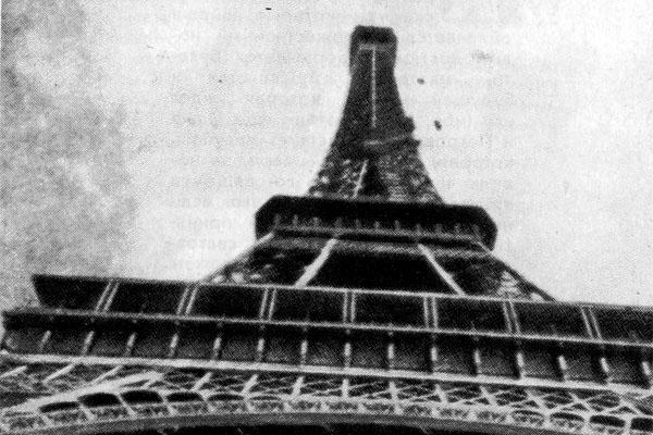 Фото №1 - Несколько выписок из биографии башни