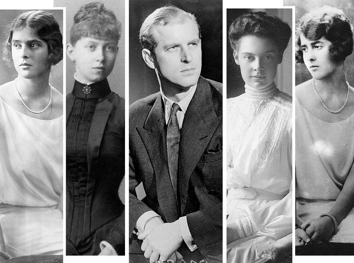 Фото №1 - Связи с нацистами и дурная репутация: как сестры принца Филиппа стали темной тайной Короны