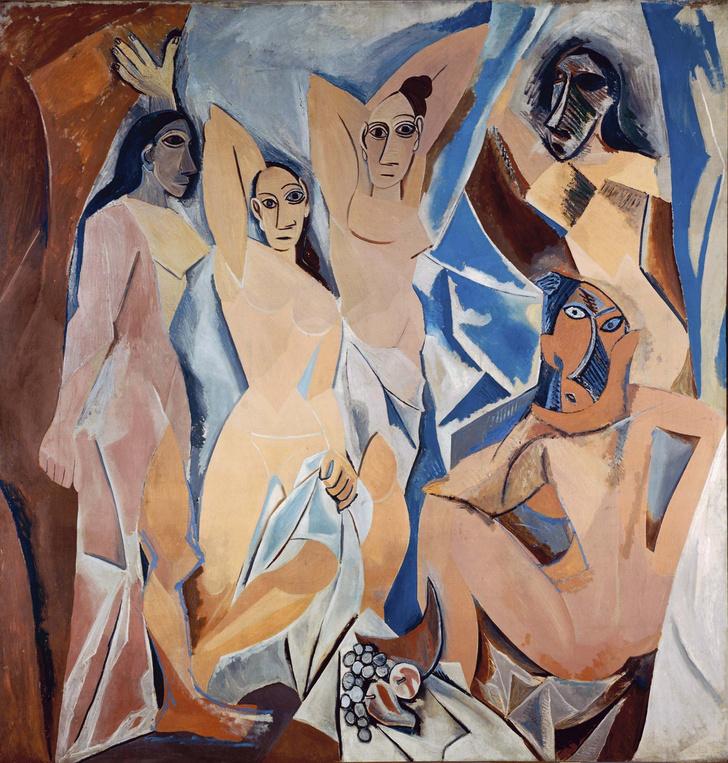 Фото №1 - Другое измерение: 8 секретов «Авиньонских девиц» Пикассо