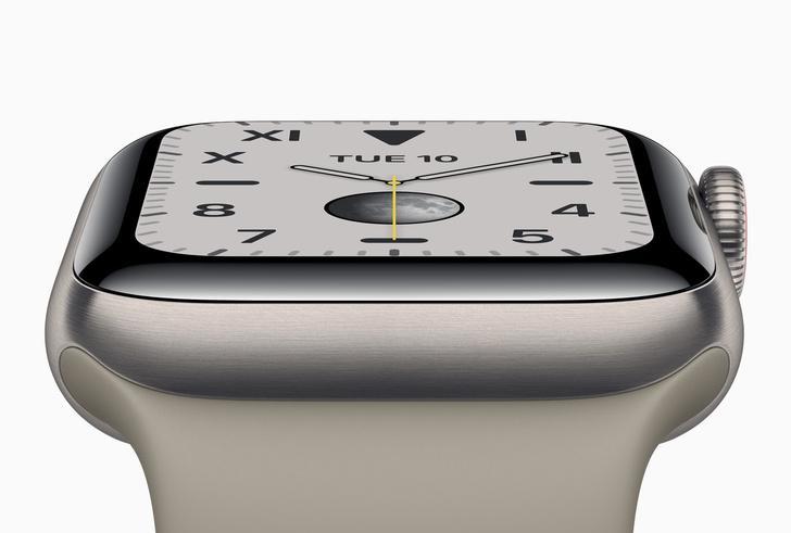 Фото №3 - Apple выпустила новые iPhone, часы и дешевый iPad