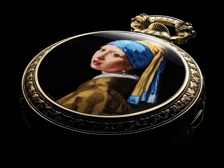Фото №1 - Шедевр высокого часового искусства: Vacheron Constantin представил уникальные часы в единственном экземпляре