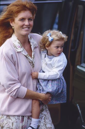 Фото №4 - Принцесса-карьеристка: 10 фактов о Беатрис Йоркской