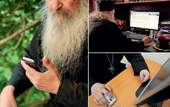Фото №3 - Бог с ними: репортаж из православного монастыря