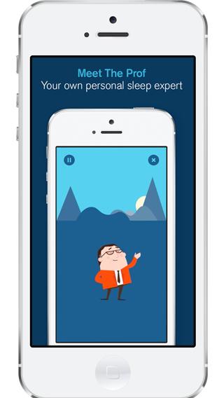 Sleepio – the sleep improvement app  приложение