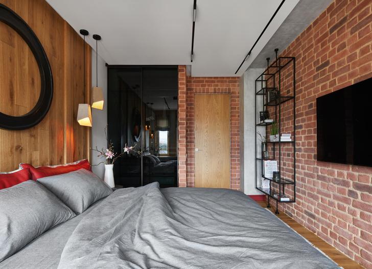 Фото №11 - Уютная квартира в стиле лофт в Калининграде