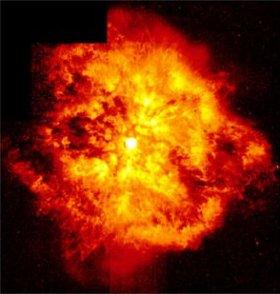 """Фото №1 - """"Холодное пятно"""" в созвездии Эридана - дефект в структуре Вселенной"""