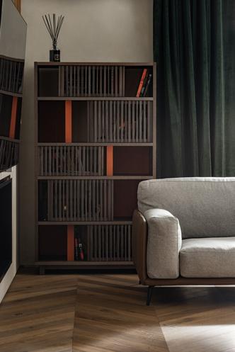 Фото №2 - Петербургский классицизм в современном ключе: квартира 195 м²