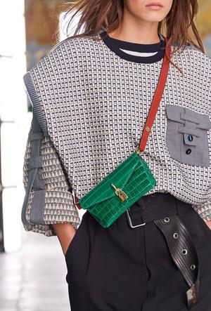 Фото №32 - Самые модные сумки весны и лета 2021