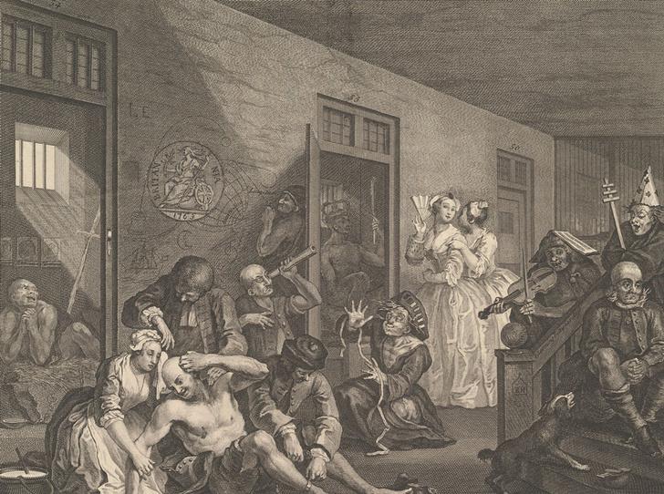 Фото №3 - Обитель проклятых: страшные тайны самой зловещей психиатрической клиники Лондона