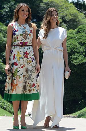 Фото №7 - G20 в Аргентине: самые яркие модные выходы Первых леди