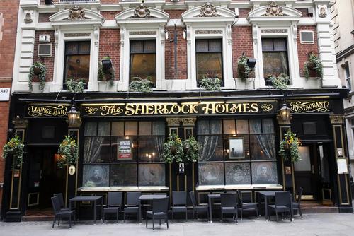 Фото №4 - 10 любимых  мест Шерлока Холмса в Лондоне