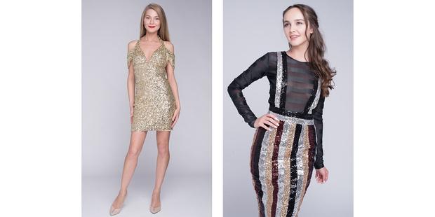 Фото №3 - Что надеть? 5 платьев для главной ночи уходящего года