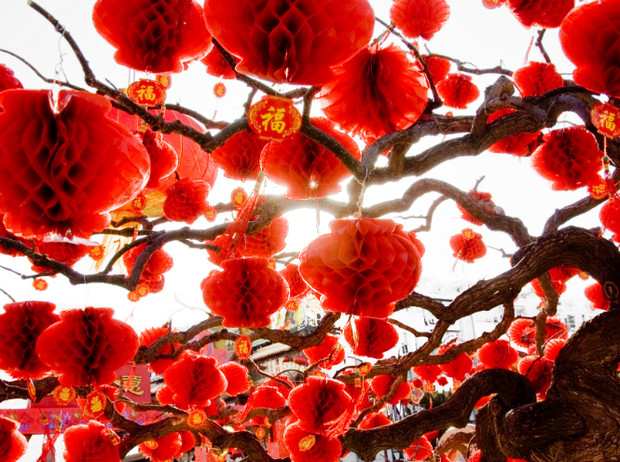 Фото №10 - Что такое китайский Новый год в Китае