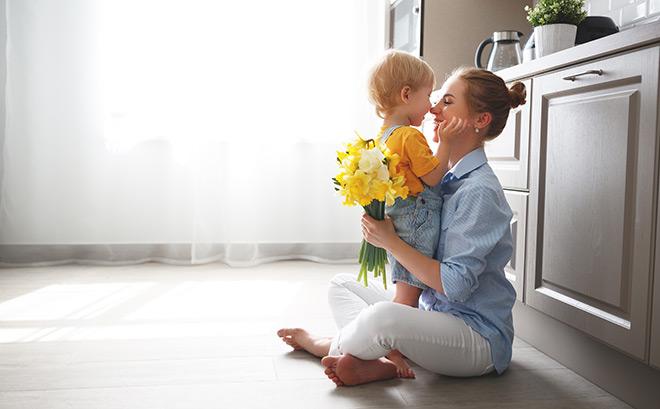 Можно понять, насколько сильно любят родители, только став ими