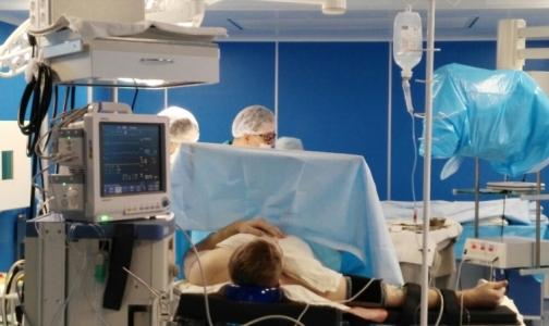 Фото №1 - Больница Святого Георгия получила госзадание на эндопротезирование коленных суставов
