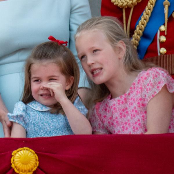 Фото №9 - Кто эта девочка, затмившая принца Джорджа и принцессу Шарлотту