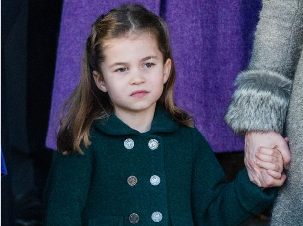 Фото №1 - Особый подход: чем воспитание Шарлотты отличается от воспитания Джорджа и Луи