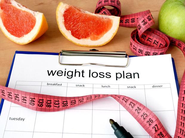 Фото №1 - Как выдержать диету без вреда для здоровья?