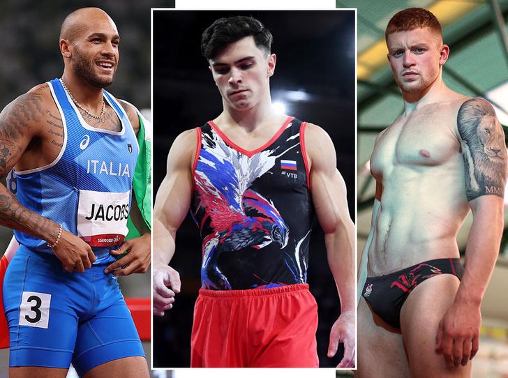 Фото №1 - 10 самых горячих спортсменов-победителей Олимпиады в Токио